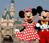 MARINE souhaite rencontrer les amis de Mickey