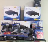 Consoles de jeux PS4