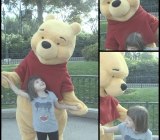 Winnie et Minnie sont mes amis