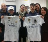 WASSIM et NICOLAS au Réal Madrid