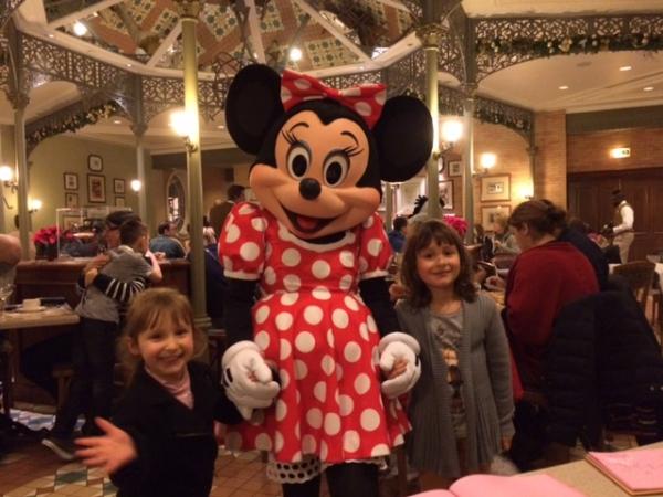 Maelle et la magie de Disney